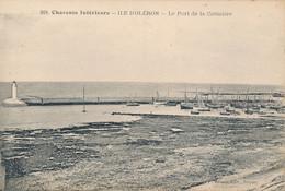 Ile D'Oléron La Cotinière (17 Charente Maritime) Le Port A Marée Basse - Phare - édit Braun N° 369 - Ile D'Oléron