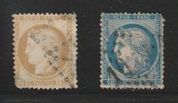 France - 1870-71 - ( Ceres ) - As Scan - 1870 Siege Of Paris