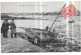 Ile De Batz Vue Générale De L' Ile - Ile-de-Batz