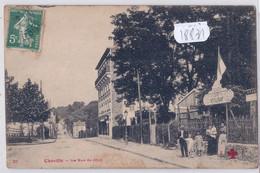 CHAVILLE- LA RUE DE JOUY- FF 21 - Chaville
