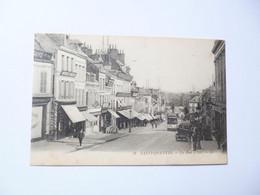 SAINT QUENTIN  -  02  -  La Rue D'isle  - AISNE - Saint Quentin