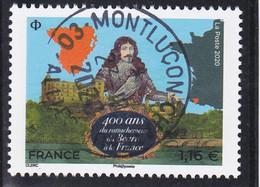 FRANCE 2020 -  Timbre Oblitéré Gommé Dentelé N5434 LE BEARN (beau Cachet Rond) - Used Stamps