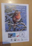 A.Buzin A5 Kaart Genummerd Opsinjoor MPO 046 / 400 - 1985-.. Oiseaux (Buzin)