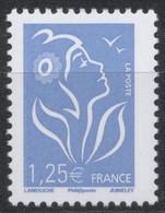 N° 4156 Marianne De Lamouche Valeur Faciale 1,25 € - 2004-08 Marianna Di Lamouche