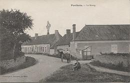 X124093 SARTHE PONTHOIN LE BOURG - Autres Communes