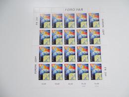 Sevios / Faeroer / **, *, (*) Or Used - Islas Faeroes