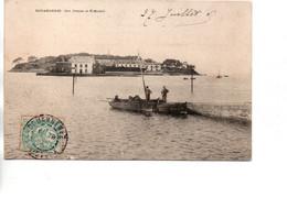 CP DOUARNENEZ Iles Tristan Et St Michel - Douarnenez
