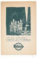 Buvard 15,9 X 24,4 La Pile FULMEN  Le Petit Poucet Illustrateur Alain Saint Ogan - Baterías