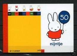 Nederland NVPH PR9 Dick Bruna Nijntje 2005 Prestige Booklet MNH Postfris Miffy - Postzegelboekjes En Roltandingzegels