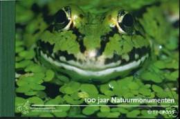 Nederland NVPH PR6 Natuurmonumenten 2005 Prestige Booklet MNH Postfris Flora Fauna - Postzegelboekjes En Roltandingzegels