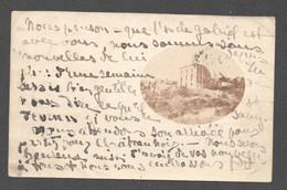 CARTE PHOTO 1901 CHATEAU NOIR / LE THOLONET / AIX EN PROVENCE / CEZANNE C2688 - Aix En Provence