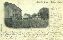 Abbévillers Bureau Des Douanes édit Librairie Papeterie Metthez Hérimoncourt Voyagé De FAHY 12/6/1901 Vers L'Algérie - Altri Comuni