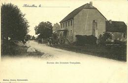 Abbévillers Bureau Des Douanes édit Librairie Metthez Hérimoncourt Voyagé Du 1/7/1903 Vers Mandeure - Altri Comuni