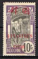 CANTON ( POSTE ) : Y&T  N°  83  TIMBRE  NEUF  AVEC  TRACE  DE  CHARNIERE , ROUSSEUR . A  SAISIR . - Ungebraucht