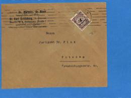 Allemagne Reich 1923 Lettre De Berlin (G2095) - Storia Postale