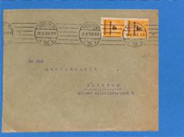 Allemagne Reich 1923 Lettre De Berlin (G2103) - Storia Postale