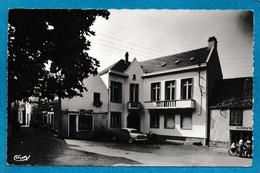 56 Morbihan Ile De Groix La Mairie Librairie Cachet 1963 - Groix