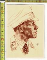 57591 - UDA VOLKSDEUTSCHER KAMERADSCHAFTSOPFER DER DEUTSCHEN JUGEND 1942 - Guerre 1939-45