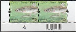 Portugal ** & CEPT Europa, Endangered Species, Saramugo, Anaecypris Hispanica 2021 (77686) - Unused Stamps