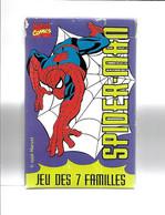 Z763 - JEU DES 7 FAMILLES SPIDERMAN - Autres