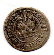 GERMAN STATES - REGENSBURG, 2 Kreuzer, Silver, Year 1627, KM #46 - Petites Monnaies & Autres Subdivisions