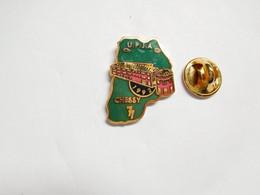 Beau Pin's Pins En EGF , Police , Unité De Police Judiciaire Et Administrative U.P.J.A. , Prison , Chessy - Polizia