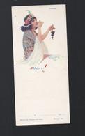 Menu (neuf)  (offert Chocolat REVILLON)  Illustré Par SERGE   / Perse -IRAN (PPP26641) - Menus