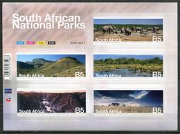 Südafrika South Africa Mi# 2339-43 Postfrisch/MNH - National Parks - Zonder Classificatie