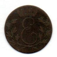 GERMAN STATES - SAXE-COBURG-SAALFELD, 2 Pfennig, Copper, Year 1817, KM #151.1 - Petites Monnaies & Autres Subdivisions