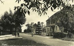 Abbévillers La Douane Photo Combier Mâcon CIM écrite Du Village En 1955 - Altri Comuni