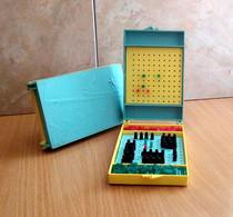 RUSSIA 1980s VINTAGE/ TABLE GAME - BATTLESHIP / NOVOROSSIYSK / 14.5x9x3 Cm / - Rompicapo