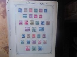 BOHEME-MORAVIE OCCUPATION ALLEMANDE SUR CHARNIERES Et GRANDE FEUILLES (Lire Commentaire) - Unused Stamps