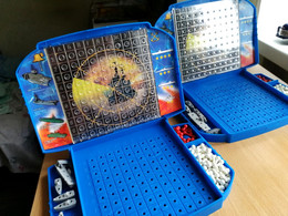 RUSSIA 1990s / TABLE GAME - BATTLESHIP / 25x19x4 Cm / - Rompicapo