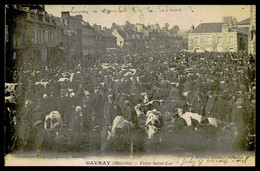 FRANCE - GAVRAY - Foire Saint Luc.( Ed. Coll.P. Grésil Peintre- Aupinel, Photo) Carte Postale - Fiere