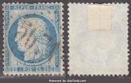 *RARE* GC 5071 (Tébessa, (Constantine)), Cote 45€ - 1849-1876: Klassik