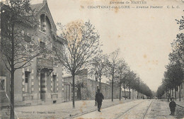 CHANTENAY-sur-LOIRE Env. NANTES Avenue PASTEUR - Nantes