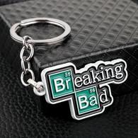 1 Porte Clés NEUF En Métal ( Keychain ) - Breaking Bad - Portachiavi