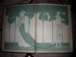 Livre Ancien Anglais THE SONGS AND SONNETS OF W SHAKESPEARE Art Nouveau Londres - History