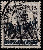 Dantzig 1920. ~ YT 27 - 15 P. Germania Surchargés - Danzig