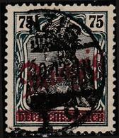 Dantzig 1920. ~ YT 34 - 75 P. Germania Surchargés - Danzig