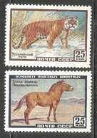 Russia USSR 1959 Year, Mint Stamps MNH (**) , Mi.# 2275-76 - Nuevos