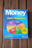 Microsoft Money 2001 - édition Fr - CD