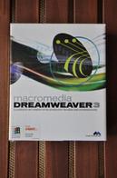 Macromedia DreamWeaver 3 - édition Fr - CD
