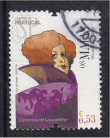 Portugal 130 Os Maias Eça De Queiroz Portugal 2018 Mih Littérature  écrivain Scrittore Writer Literatura - Used Stamps