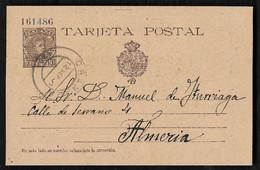 GRANADA / ALMERIA. - Brieven En Documenten