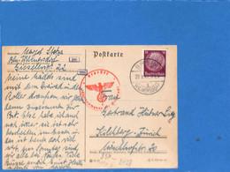 Allemagne Reich 1941 Postkarte De Berlin à La Suisse, Avec Censure  (G2208) - Covers & Documents
