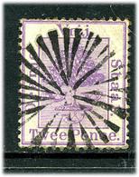 Orange Y&T 11 ° - Orange Free State (1868-1909)