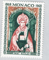 Monaco 685 MNH St Nicolas 1968 (BP61814) - Non Classés