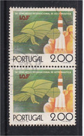 Portugal 1975 26.º Congresso International Astronautical Federation (IAF) Lisboa 2$00 Mundifil 1261 - Used Stamps