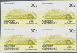 Karibik: 1970/1990 (ca.), Duplicated Accumulation Incl. Grenada And Grenadines, St. Vincent, Dominic - Autres - Amérique